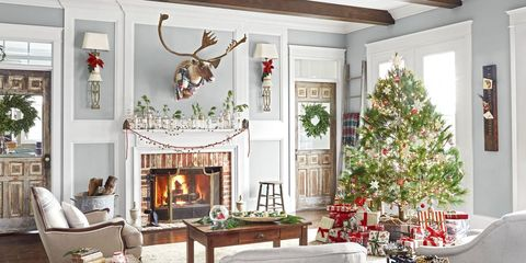 christmas decorating ideas - Christmas House Decoration Ideas