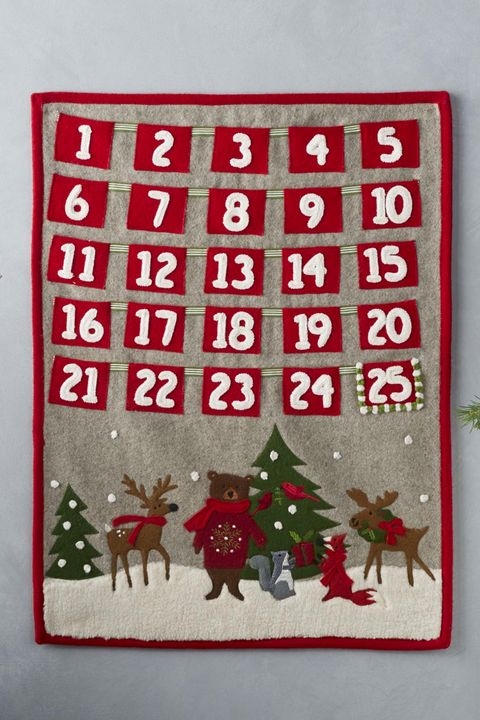 christmas decorating ideas advent calendar