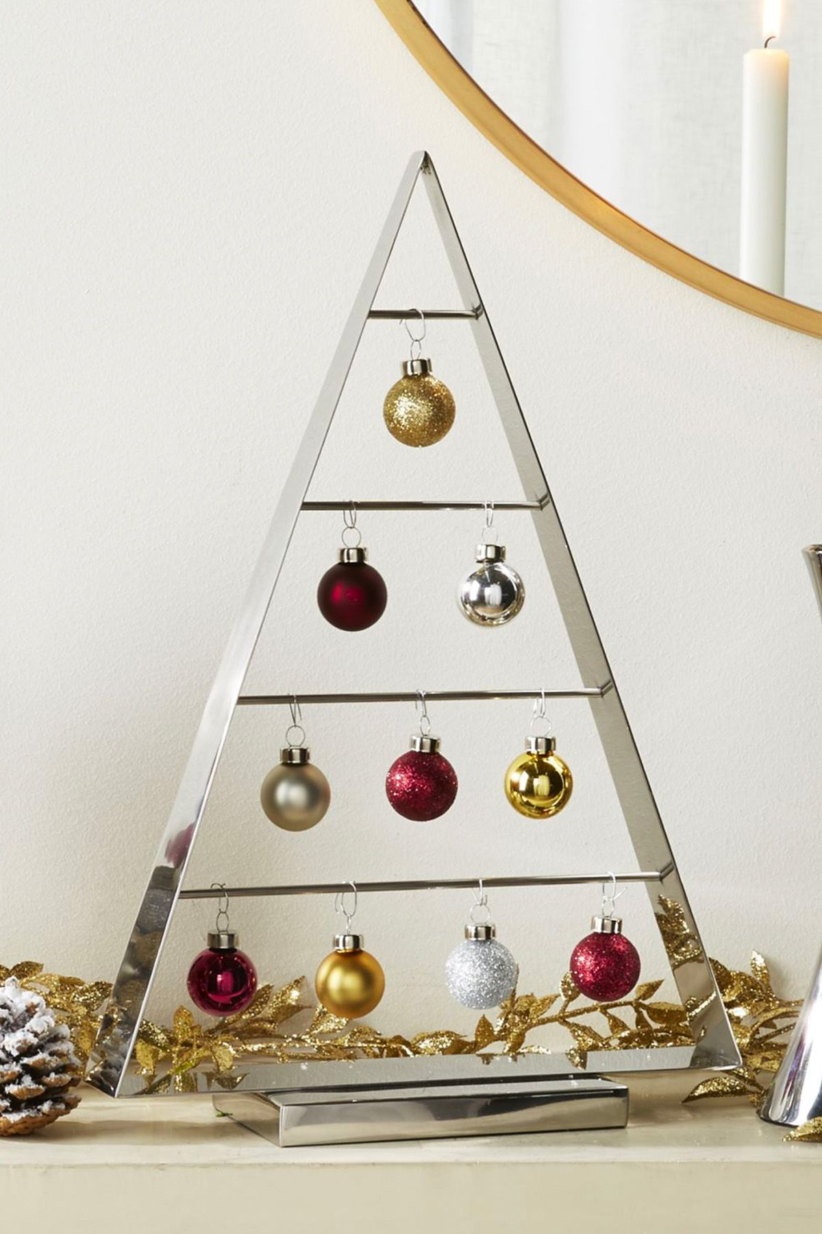 55 Easy DIY Christmas Decorations - Homemade Ideas for Holiday Decorating