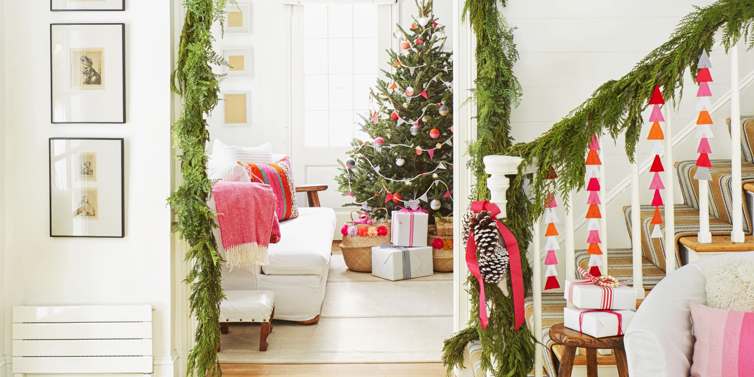 80 DIY Christmas Decorations , Easy Christmas Decorating Ideas