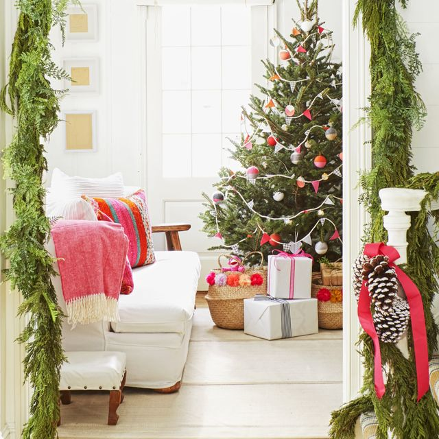 Apartment Christmas Decorations Indoor.80 Diy Christmas Decorations Easy Christmas Decorating Ideas