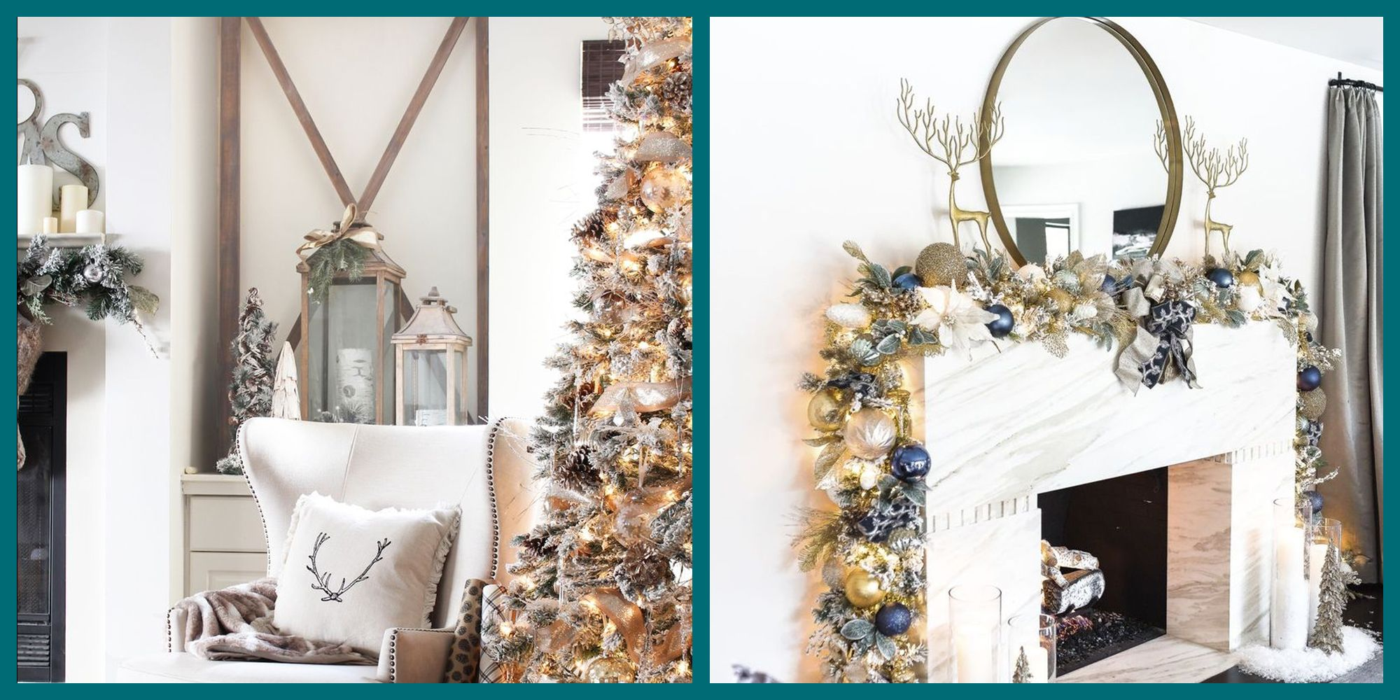 35 Christmas Decoration Ideas 2019 , Elegant Holiday Decorating