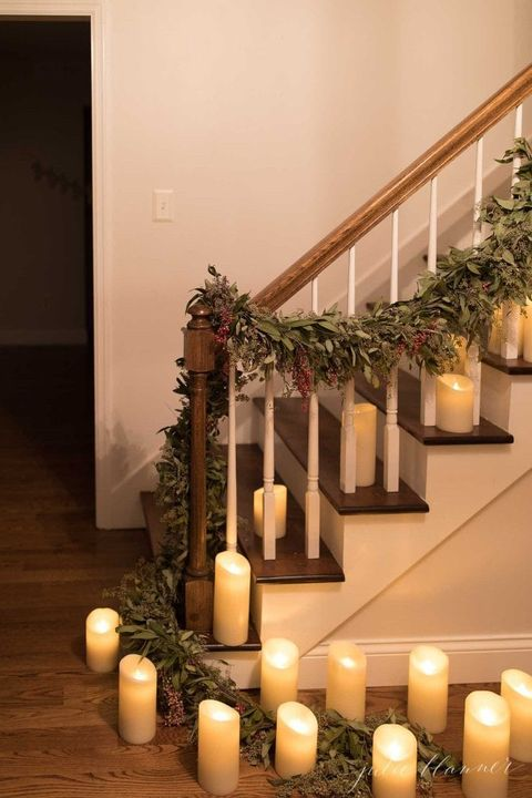 Christmas House Decorations Inside Ideas.80 Diy Christmas Decorations Easy Christmas Decorating Ideas