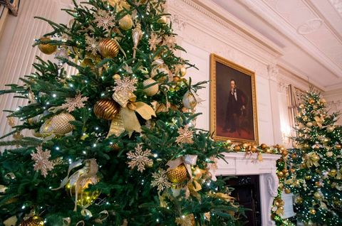 us holiday christmas - White House Christmas Decorations