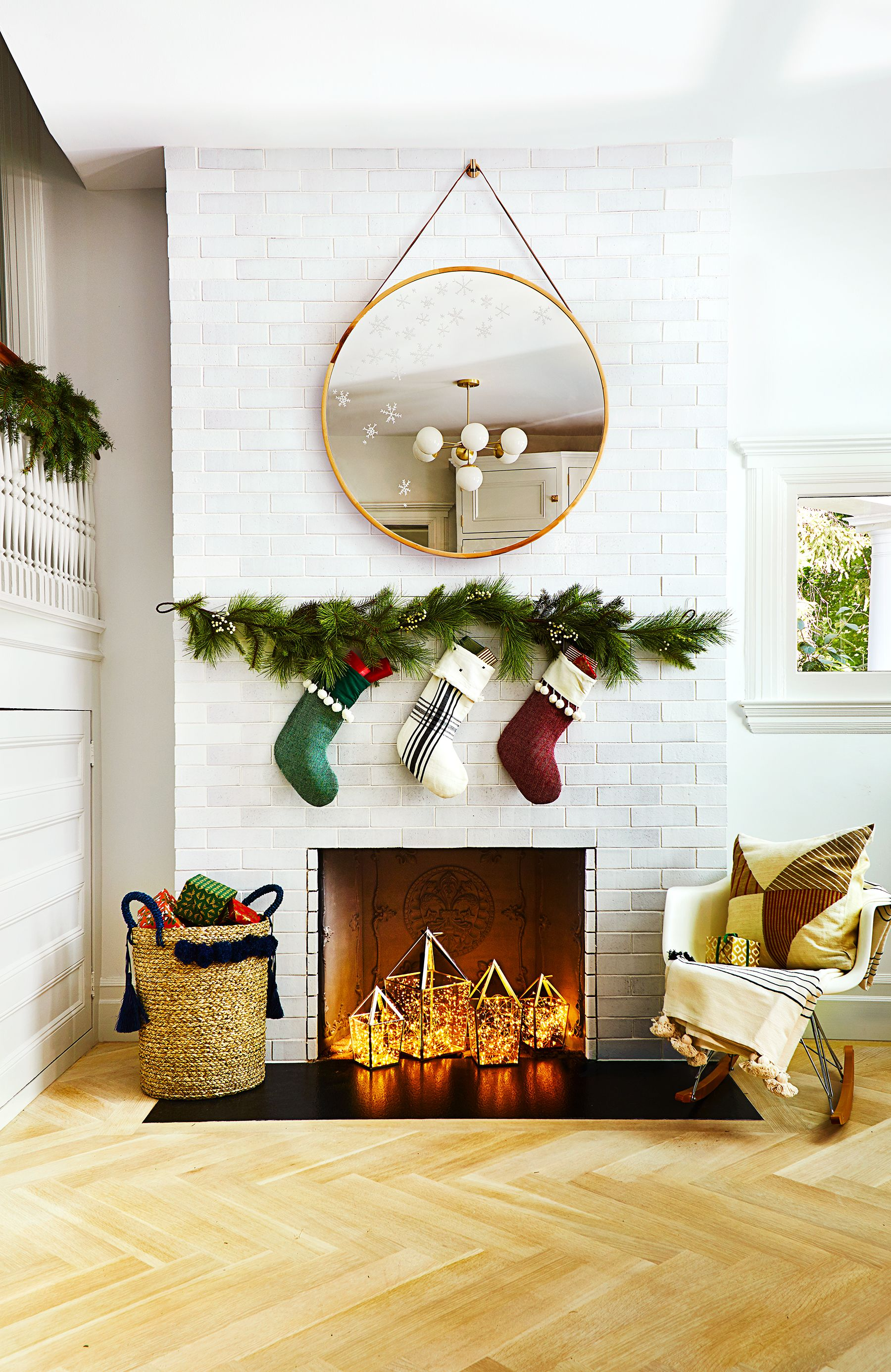 Apartment Christmas Decorations Indoor.100 Christmas Home Decorating Ideas Beautiful Christmas