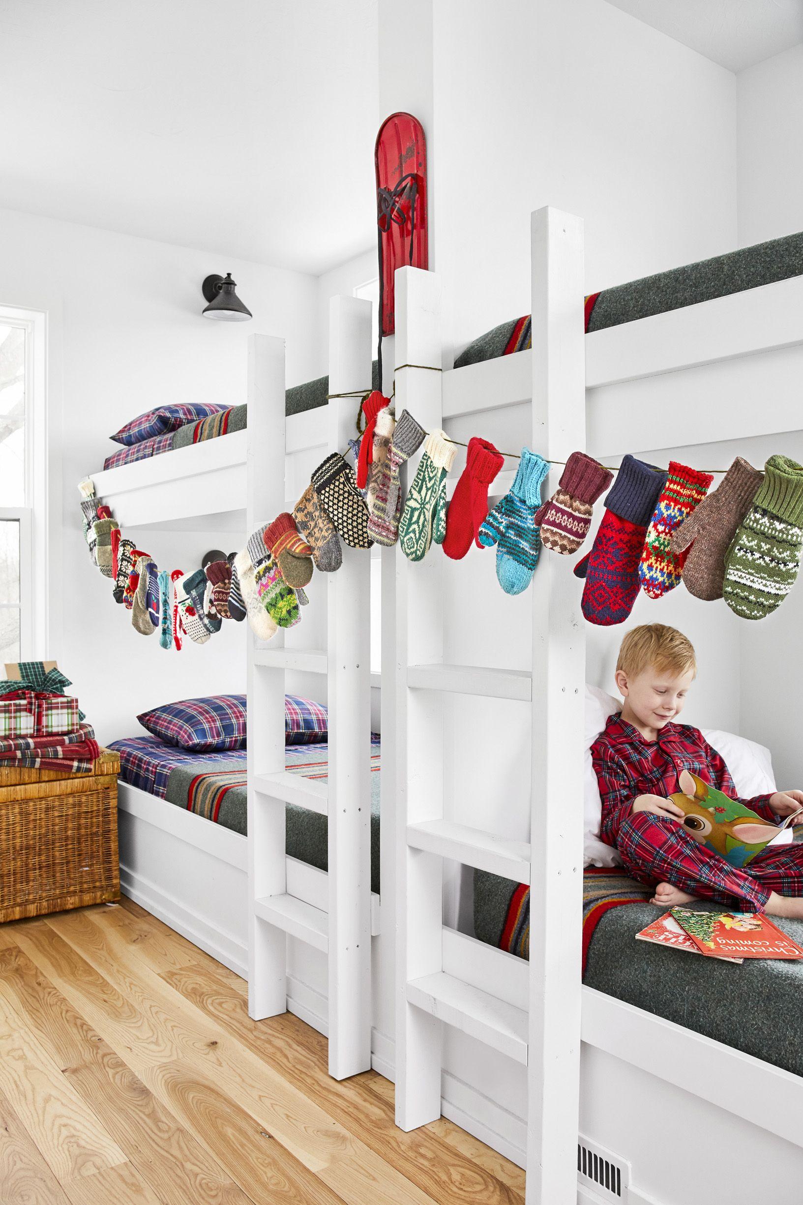 christmas decorations kids rooms & 50 DIY Homemade Christmas Decorations - Christmas Decor You Can Make