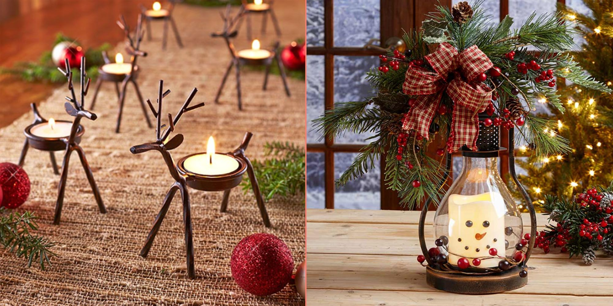 32 Christmas Table Decorations & Centerpieces Christmas