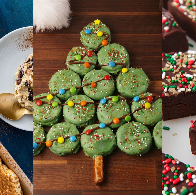 Christmas Dessert Recipes - 10 Dessert
