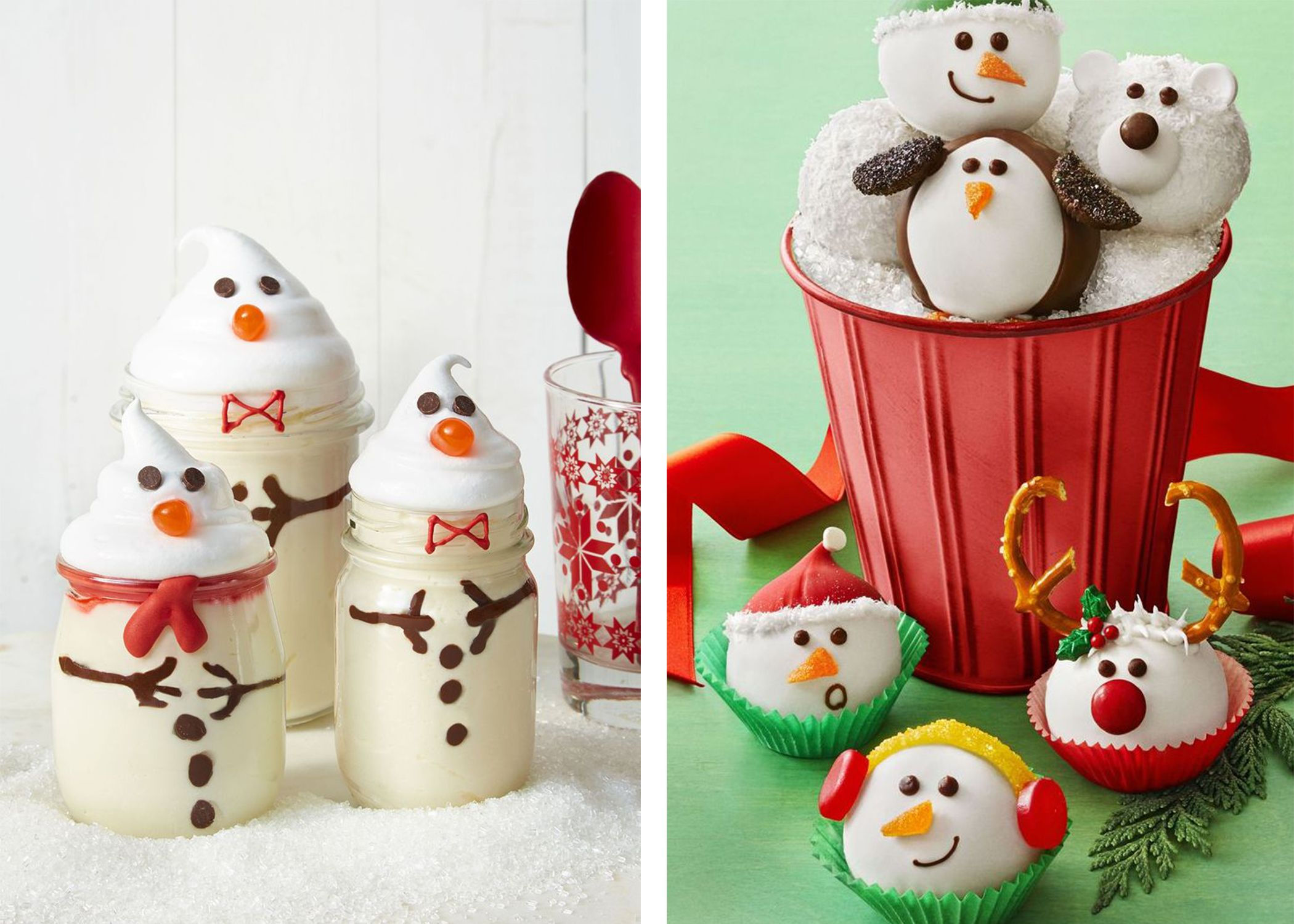 71 Easy Christmas Dessert Recipes Best Ideas For Holiday Desserts