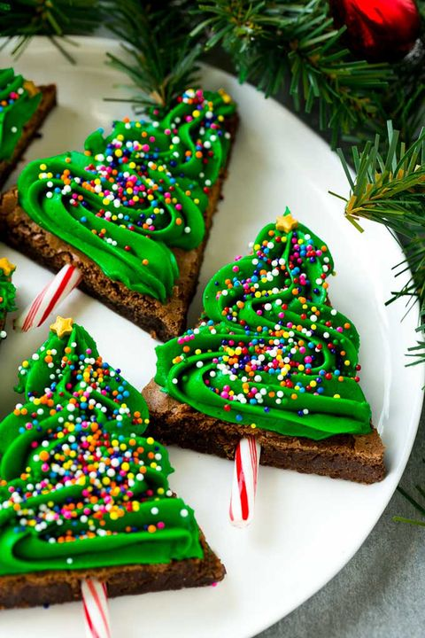 christmas desserts brownies
