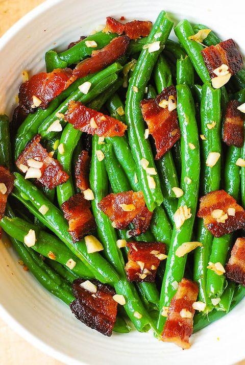 christmas dinner green beans - Best Christmas Dinners