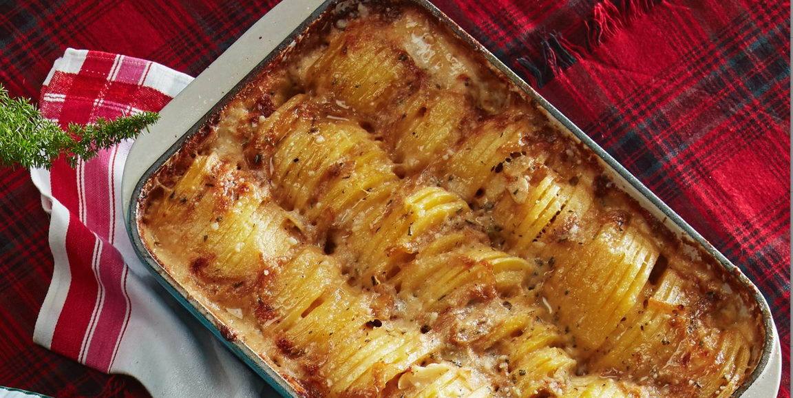 Want to Make the Christmas Feast Extra Festive? Whip Up One of These Casseroles