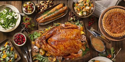 60 easy christmas dinner ideas best holiday meal recipes christmas dinner ideas and recipes forumfinder Choice Image