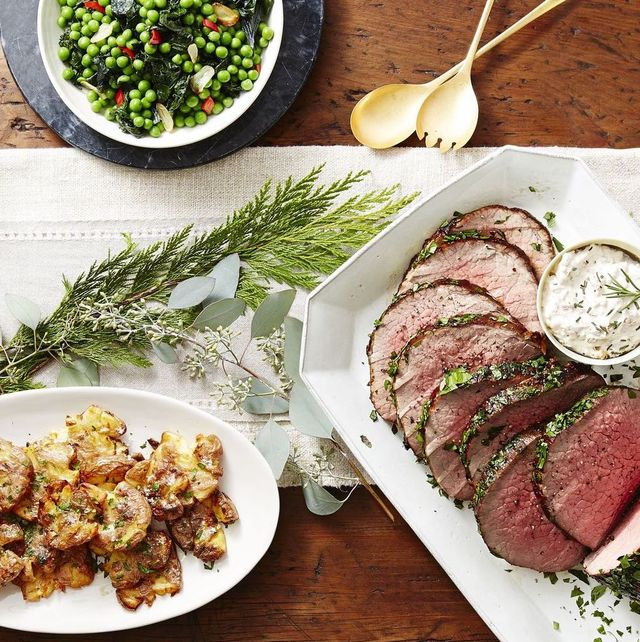 55 Best Christmas Dinner Ideas - Easy