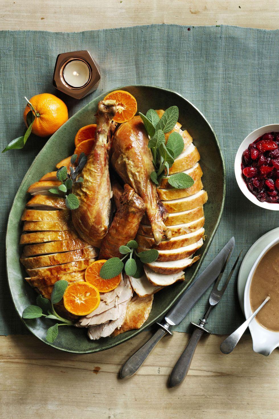 55 Best Christmas Dinner Ideas - Easy