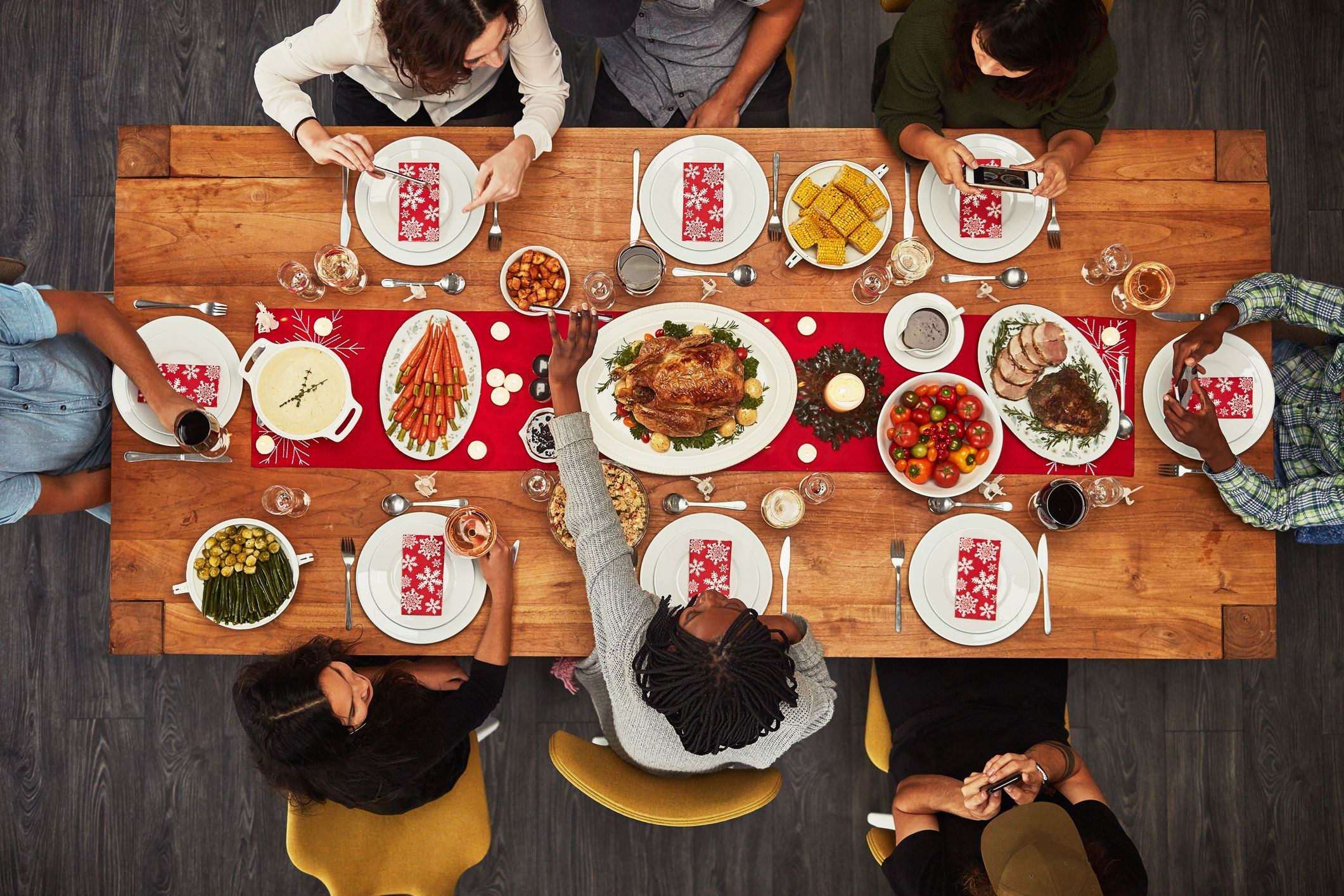 15 Easy Christmas Dinner Menus Best Southern Holiday Recipes