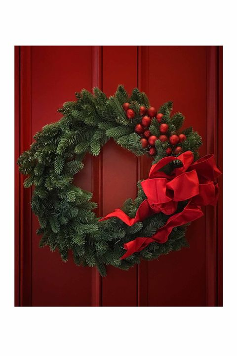 christmas door decorations - How To Decorate Your Door For Christmas