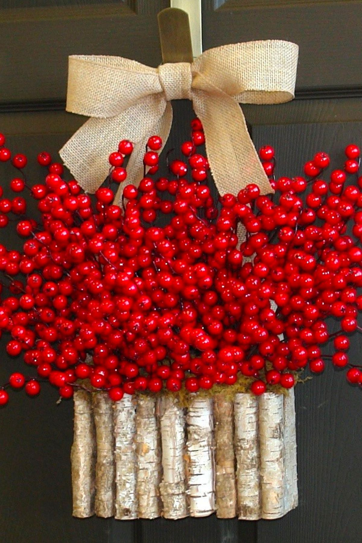 15 Best Christmas Door Decorations - How to Decorate Your Door for Christmas