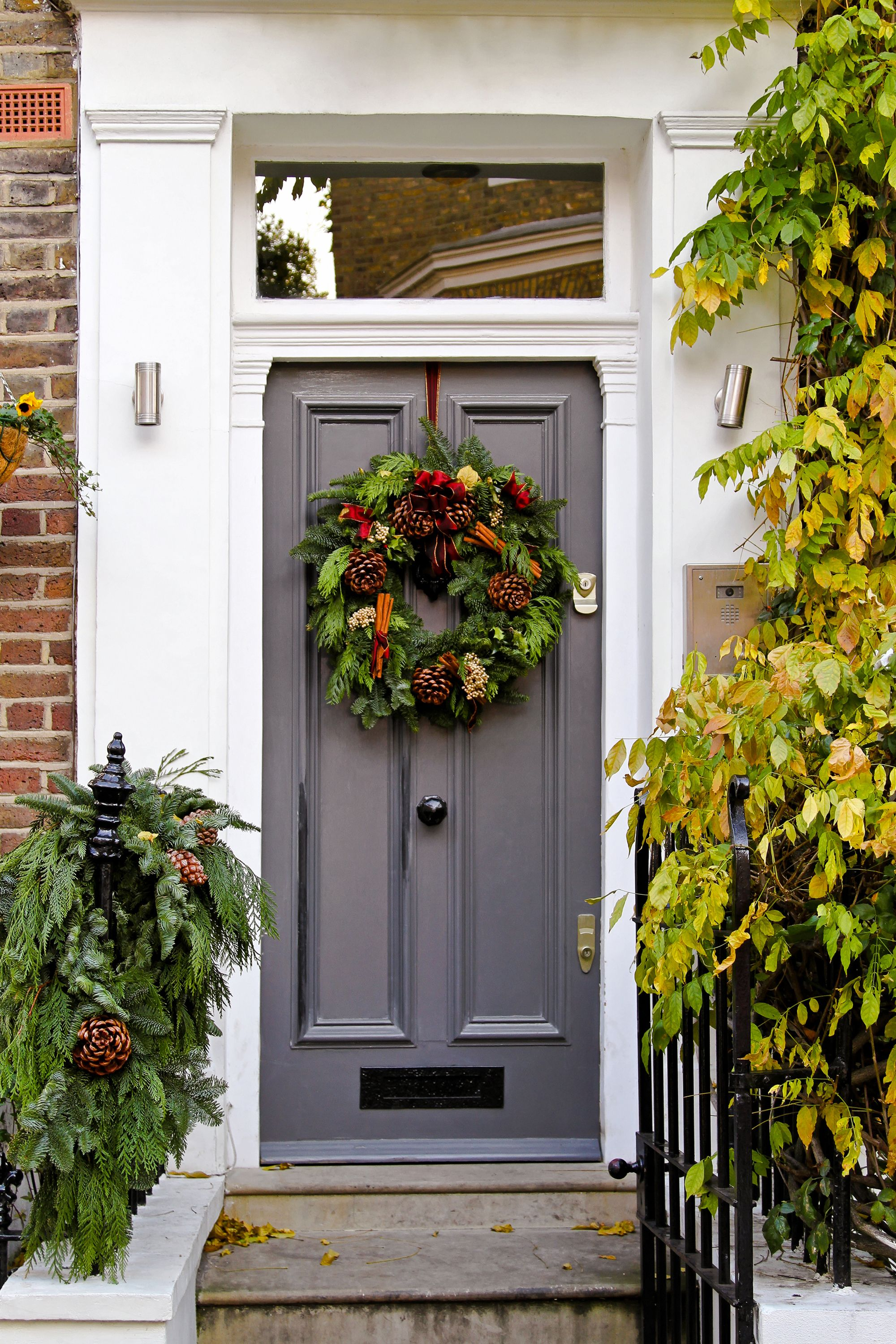 17 of the best Christmas door wreaths to get you in the festive spirit