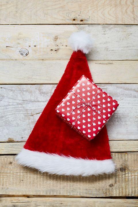 christmas drinking games santa hat