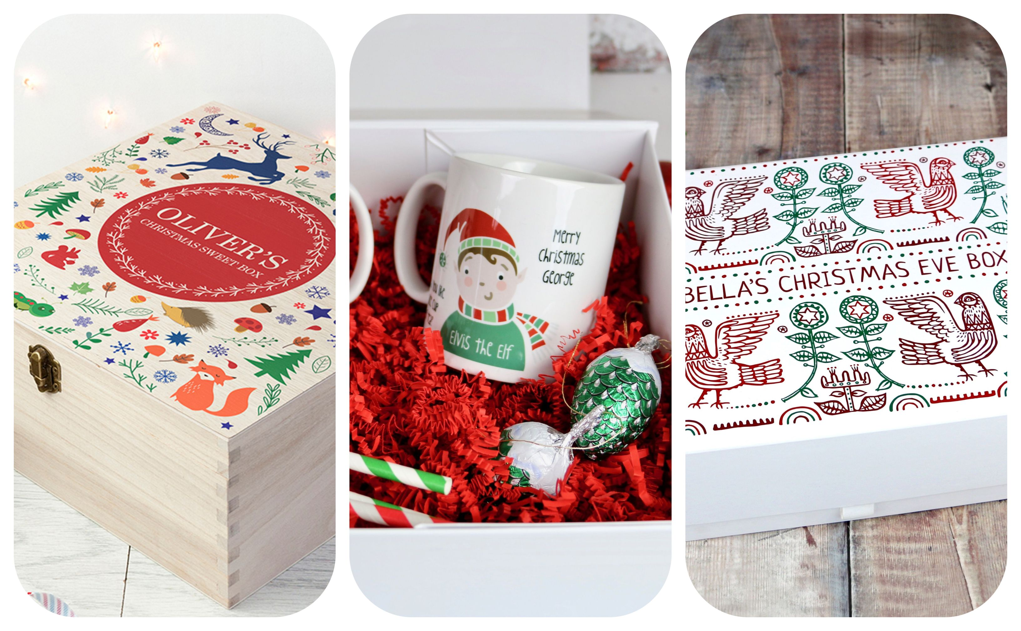 Christmas Eve box ideas & Best Christmas Eve Box Ideas - What To Put In A Christmas Eve Box