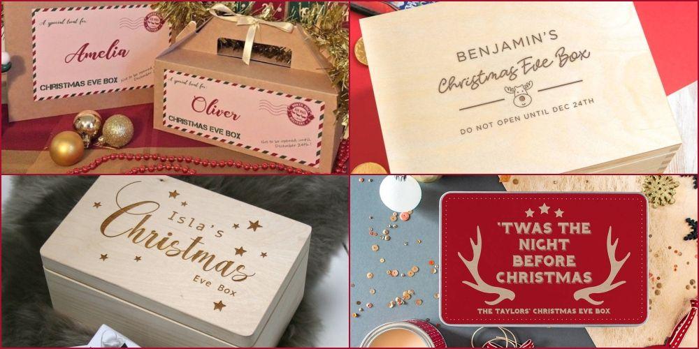 Christmas box gift ideas