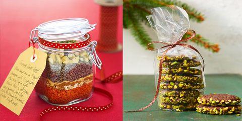 50 Homemade Christmas Food Gifts Diy Ideas For Edible Holiday