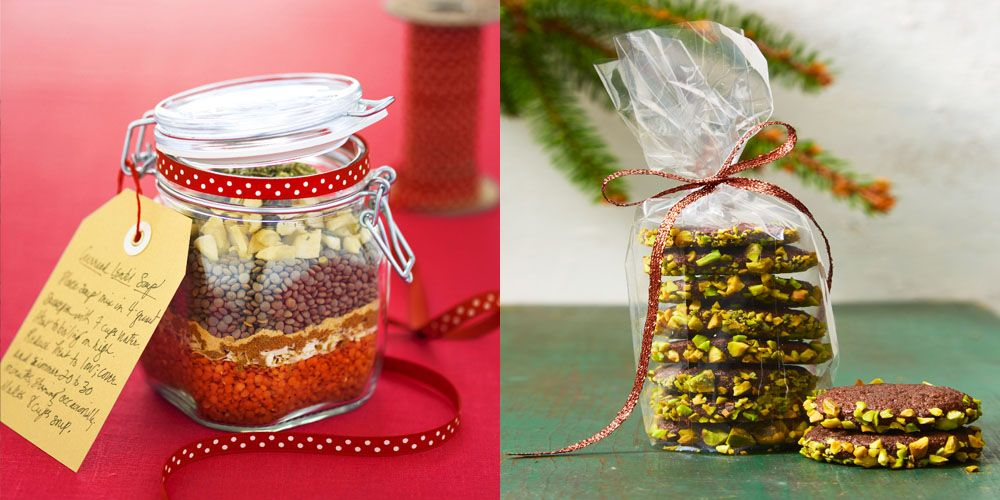 50 Homemade Christmas Food Gifts