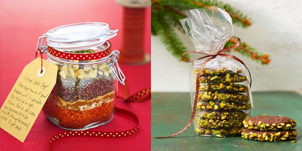 Christmas Food Gifts & 50 Homemade Christmas Food Gifts - DIY Ideas for Edible Holiday ...