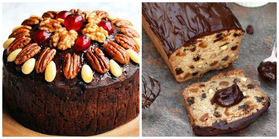 23 best christmas fruit cake recipes how to make holiday fruitcake