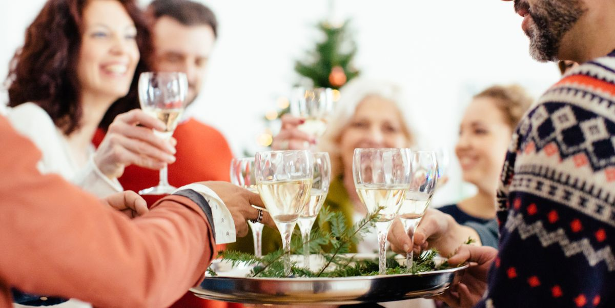 These Christmas Games for Adults Will Keep Your Holiday Party Going All Night