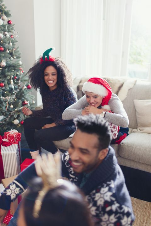 christmas games for adults would you rather