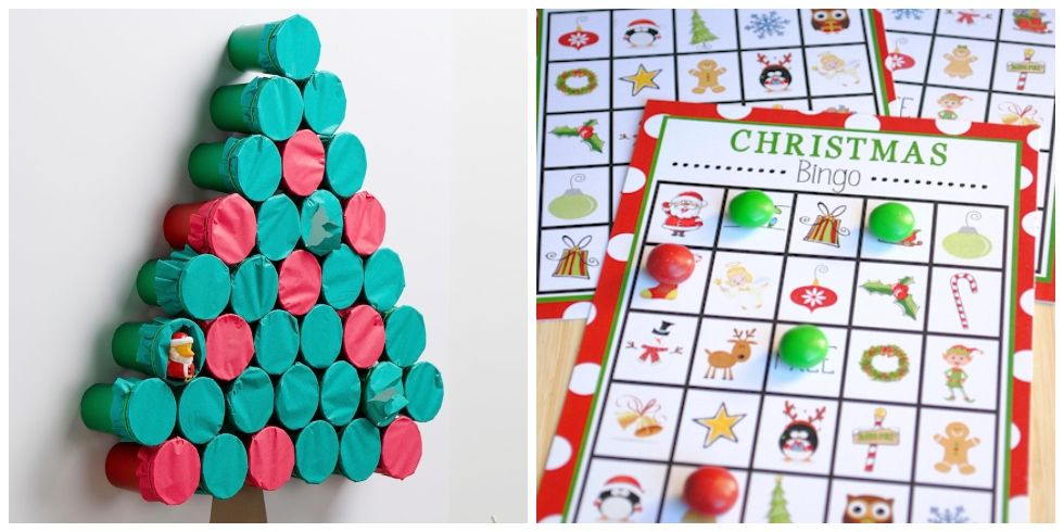 22 Fun Christmas Games & Activities for Kids - Holiday Kids Table Ideas