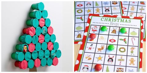 christmas games for kids - Childrens Christmas Party Decoration Ideas