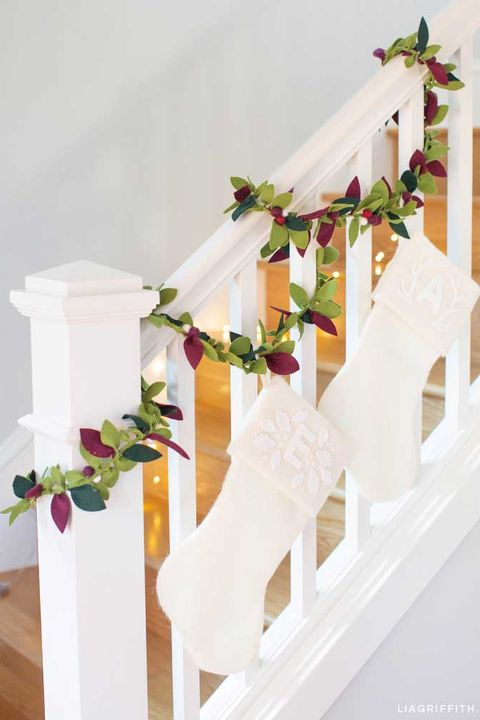 best christmas garland ideas