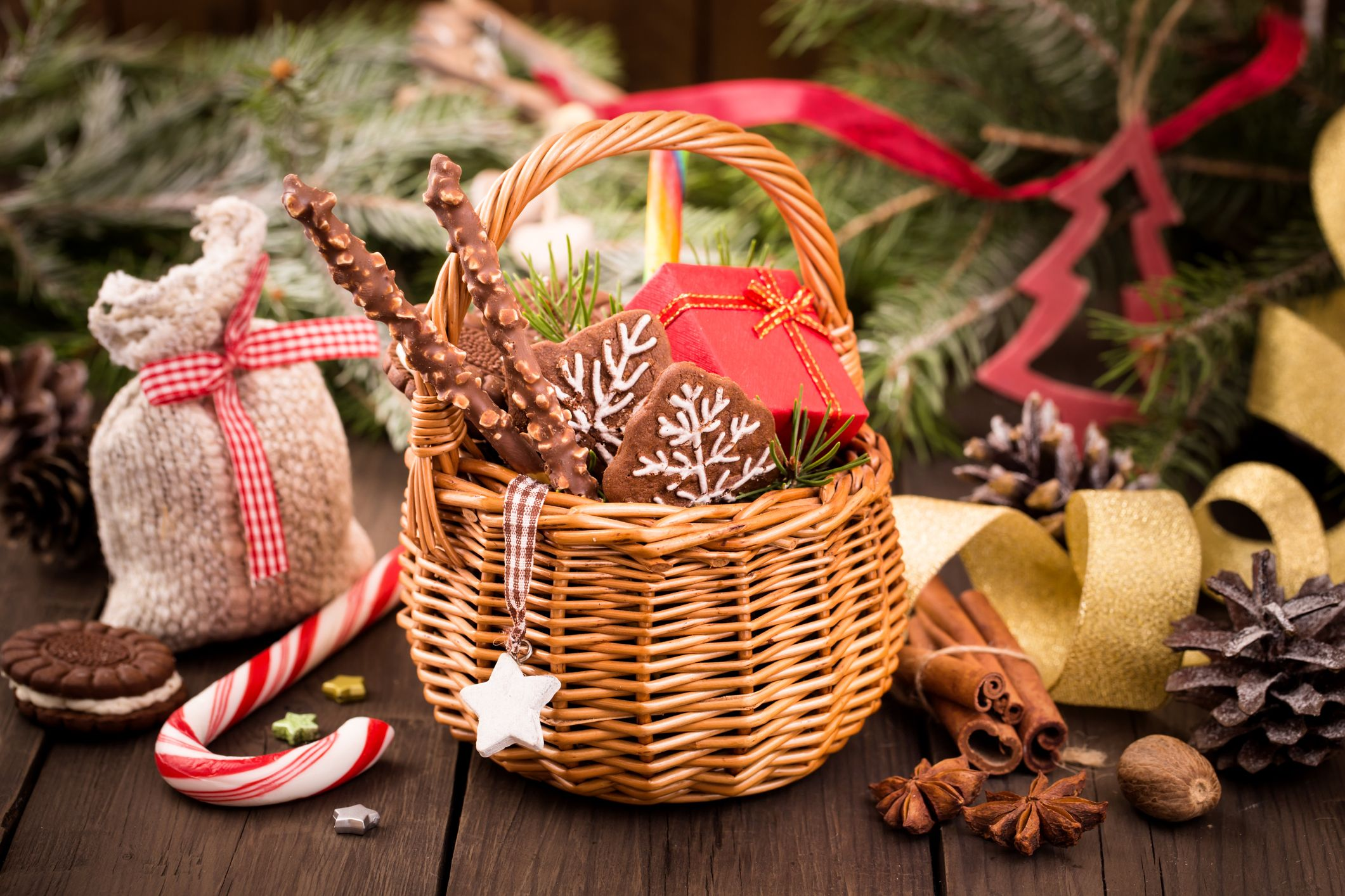 Diy Christmas Gift Baskets Best Homemade Holiday Gift Baskets