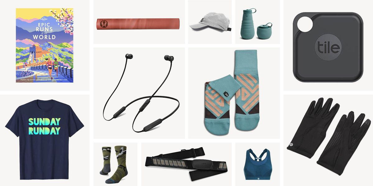 Tile Christmas Gift 2020 The best gifts for runners, whatever your budget
