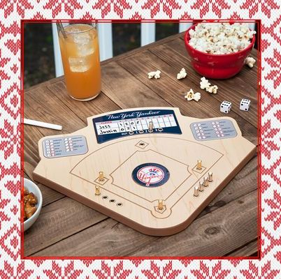 christmas gift ideas earring kit and baseball game