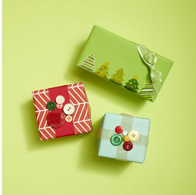 Home Design Gift Ideas: 56 Christmas Gift Wrapping Ideas