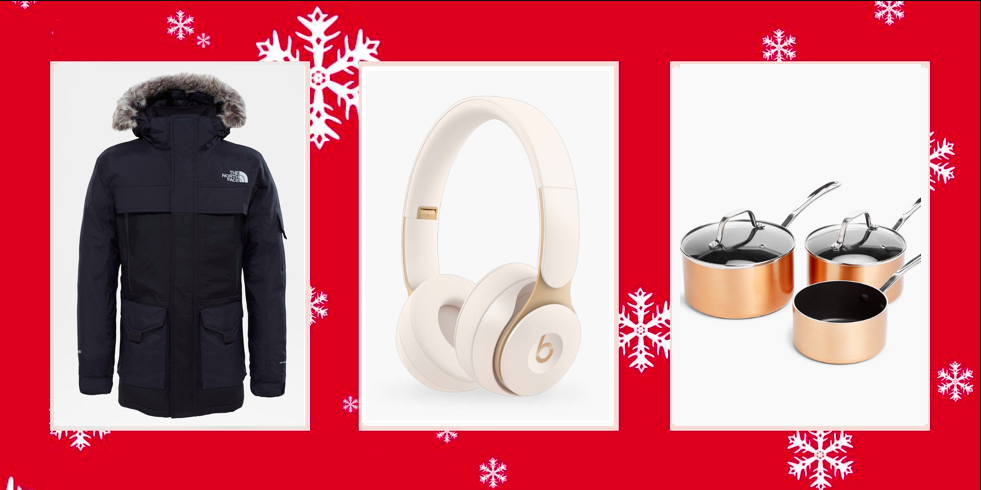 Christmas gifts your boyfriend will *actually* want this year