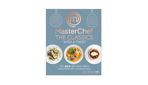 Christmas gifts for foodies: MasterChef The Classics with a Twist