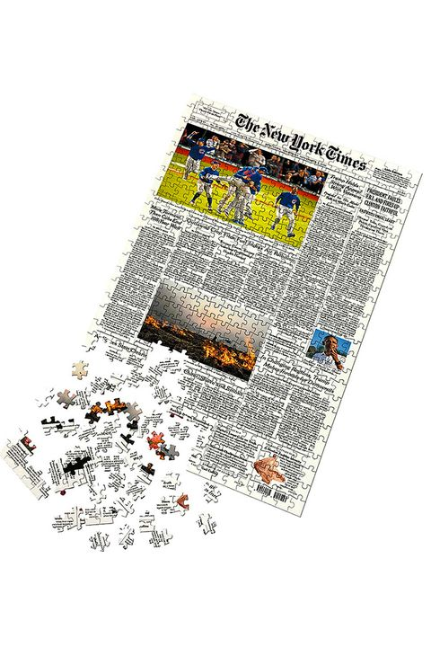 christmas gifts for men new york times puzzle