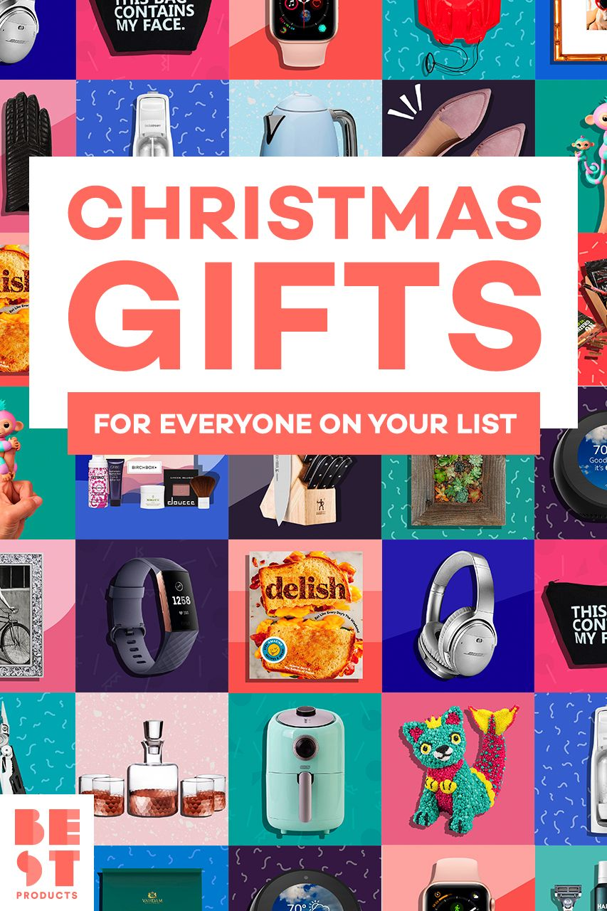 100+ Best Christmas Gifts of 2018 - Holiday Gift Ideas for Everyone ...