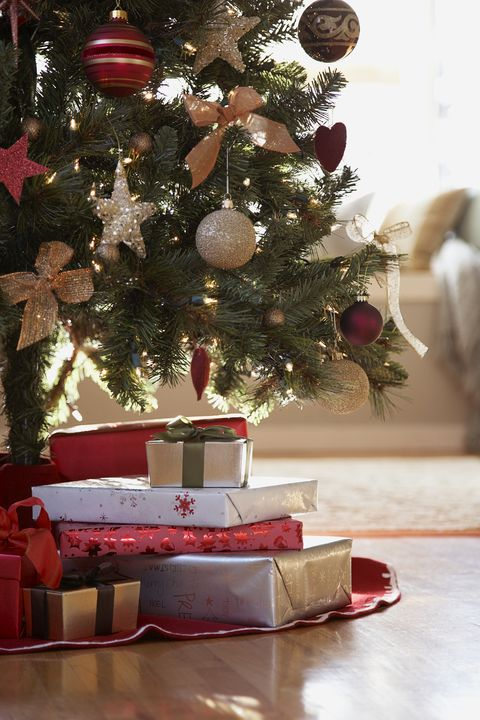 christmas facts -christmas gifts under the christmas tree