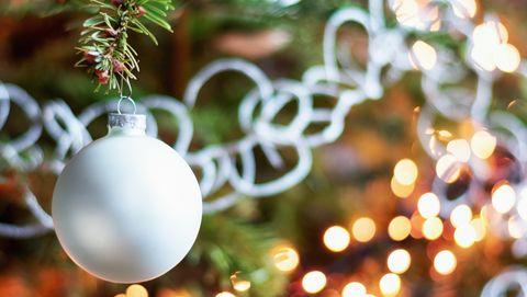 herkomst kerstbal