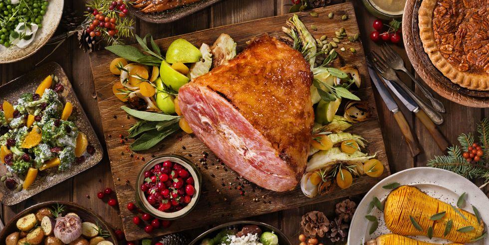 19 Christmas Ham Dinner Recipes - How to Cook a Christmas Ham