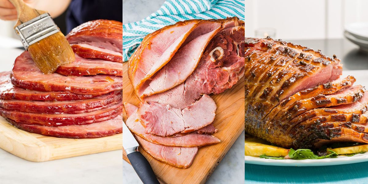 Christmas Ham Recipes That Are Beyond Delicious And Take Minimal Effort