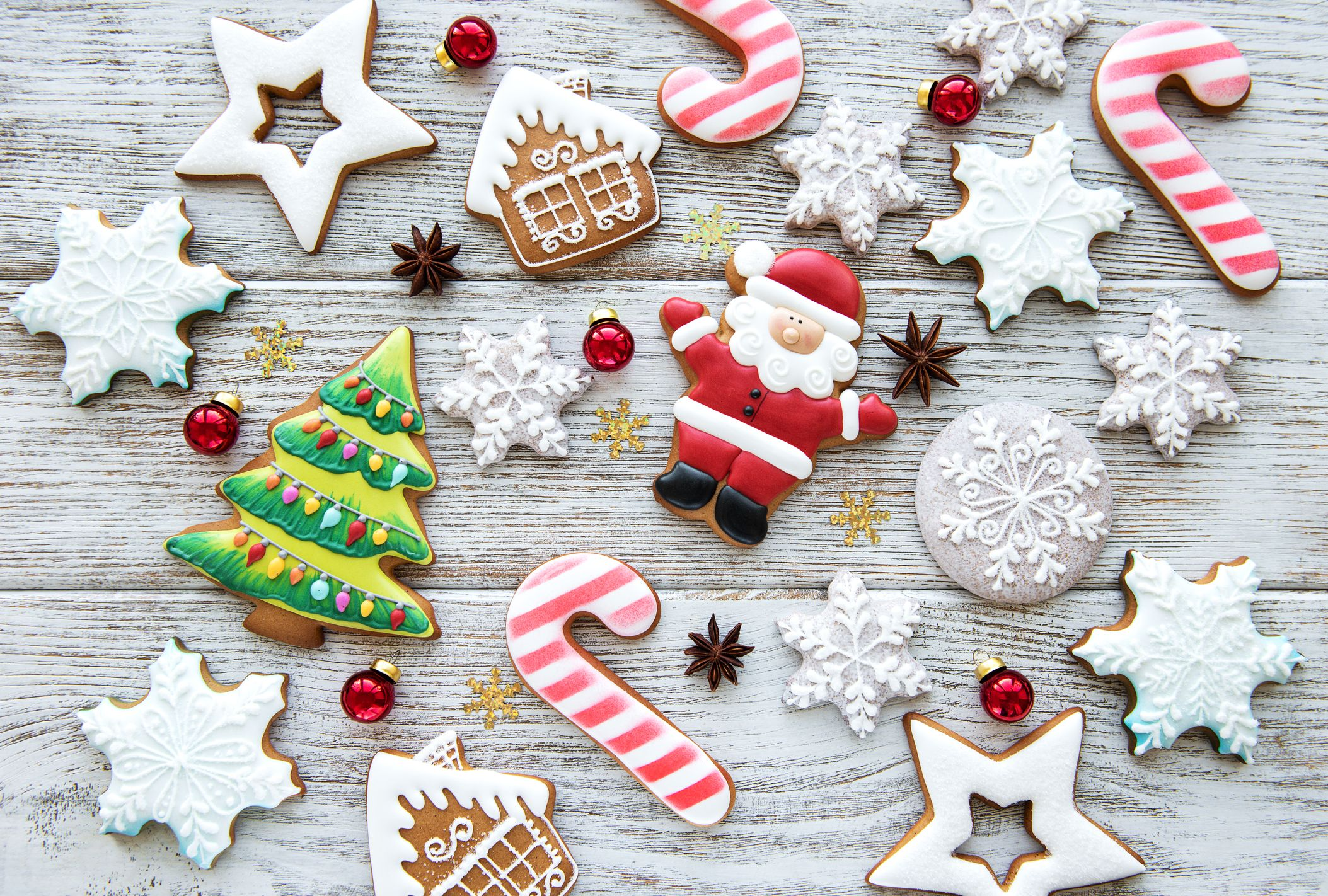 38 Christmas Cookie Decorating Ideas , How to Decorate