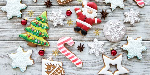40 Christmas Cookie Decorating Ideas How To Decorate Christmas Cookies