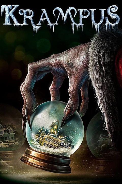best christmas horror movies - krampus